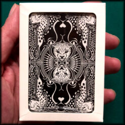 Cheetah Playing Cards