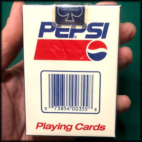 Aviator Pepsi Cards