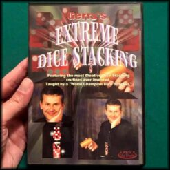 Extreme Dice Stacking DVD