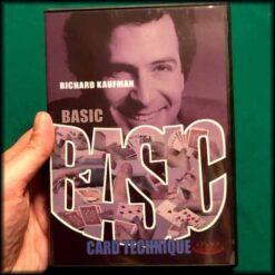 Basic Card Technique DVD