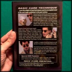 Basic Card Technique DVD