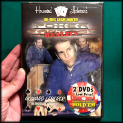 No-Limit Texas Hold'Em Poker Fantasy Reality