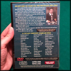 Cheating At Blackjack -- The Real Work DVD
