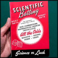 Scientific Betting Book