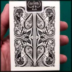 David Blaine Split Spades Black Cards