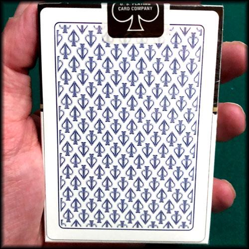 David Blaine White Lions Series A Blue Cards