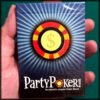 PartyPoker Blue Cards