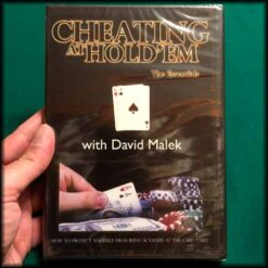 Cheating At Hold'em DVD