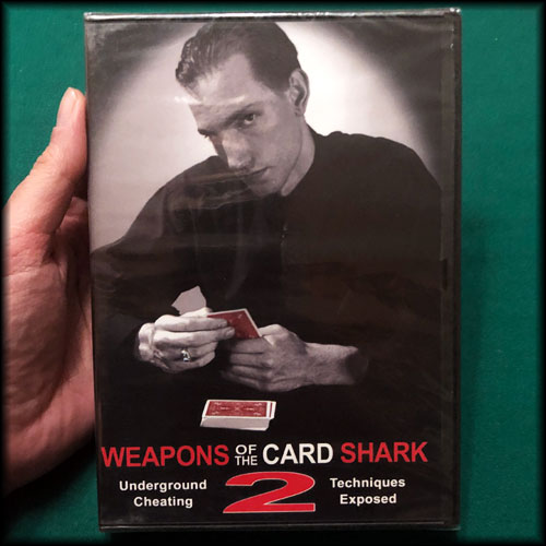 Weapons Of The Card Shark 2